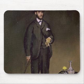 Manet | Theodore Duret Mouse Pad