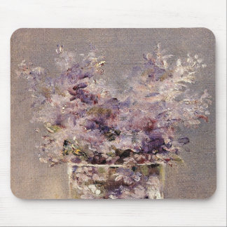 Manet's Lilacs in a Glass - Mousepad
