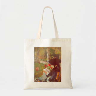 Manet's Mother by Edouard Manet Budget Tote Bag