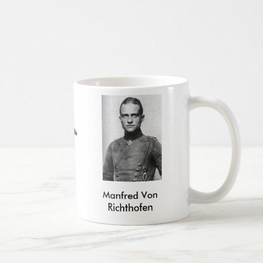 manfred, Manfred, Manfred Von Richthofen Coffee Mug