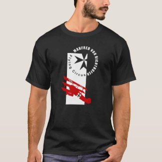 Manfred Von Richtofen red Baron T-Shirt