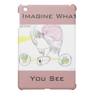 Manga Basic Eye sight Diagram iPad Mini Case