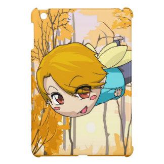 Manga fairies Flying through the forest iPad Mini Cases