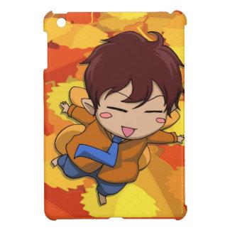 Manga fairies,Schoolboy flyer iPad Mini Case