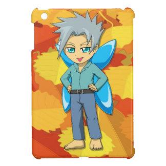 Manga fairies,teenage boy fairy iPad mini cover