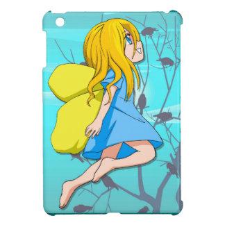 Manga fairies, Up among the birds iPad Mini Covers