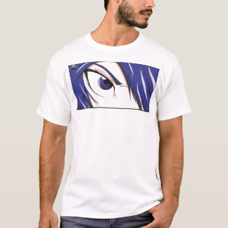 Manga Girl - Eye Only T-Shirt