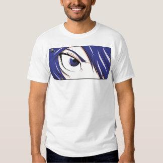 Manga Girl - Eye Only T-shirts