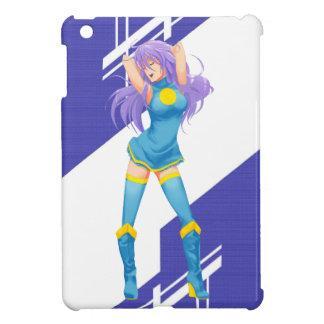 Manga girl Palau by Nekoni iPad Mini Case