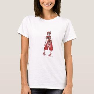 Manga girl T-Shirt