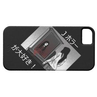 Manga Horror iPhone 5 Cases