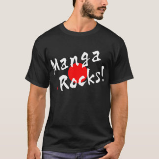 Manga Rocks! T-Shirt