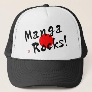 Manga Rocks! Trucker Hat