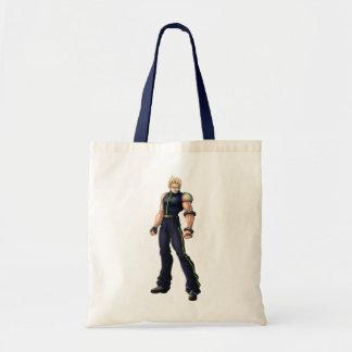 Manga Video Game Hero Tote Bag