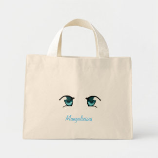 Mangalicious Eyes Tote Bag