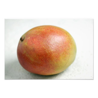 Mango For use in USA only.) Photo Print
