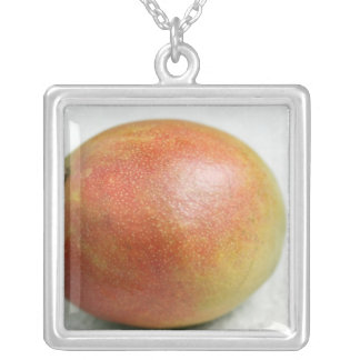 Mango For use in USA only.) Square Pendant Necklace