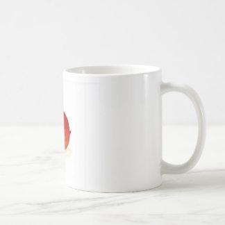 Mango fruit coffee mug