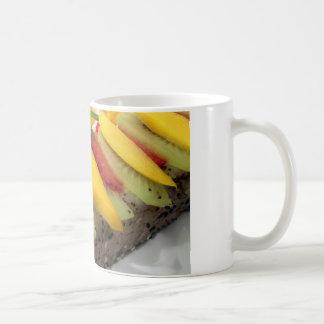 Mango Rice Sushi Food Plate Meal Cuisine Coffee Mug
