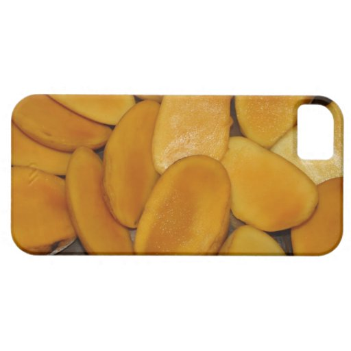 Mango slices iPhone 5 cases
