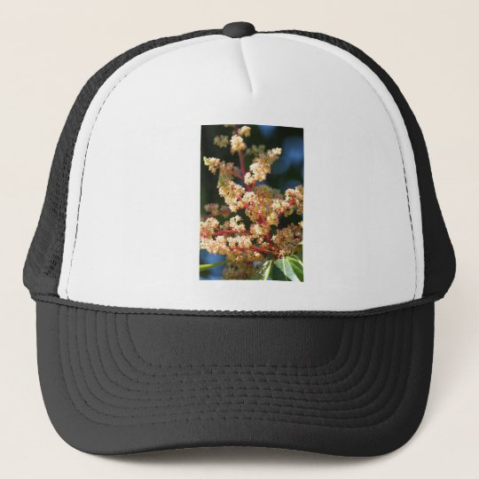 Mangoflowers Trucker Hat