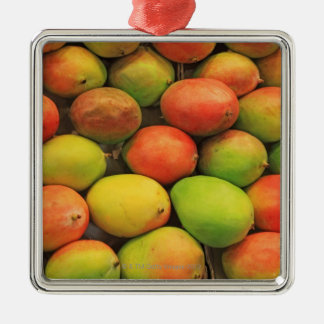 Mangos, Spain, Catalonia, Barcelona, La Boqueria Christmas Ornament