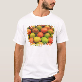 Mangos, Spain, Catalonia, Barcelona, La Boqueria T-Shirt