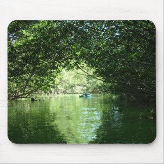 Mangrove Kayaking Mousepad