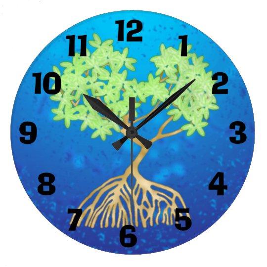 Mangrove Tree Clock