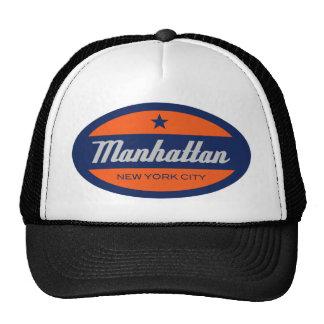 *Manhattan Trucker Hats