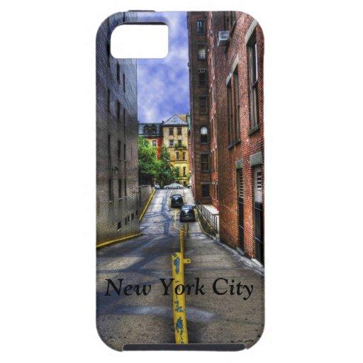 Manhattan Alley iphone 5 case