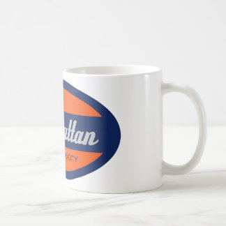 *Manhattan Basic White Mug