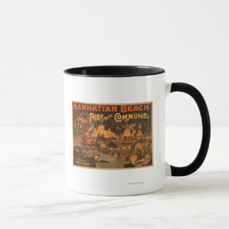Manhattan Beach - Paris and the Commune Play Mug