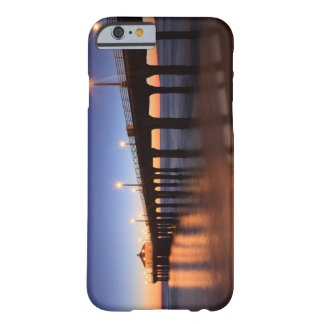 Manhattan Beach Pier at sunset, California Barely There iPhone 6 Case
