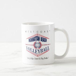 Manhattan Beach Volleyball Gift Coffee Mug