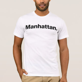 Manhattan (black) T-Shirt