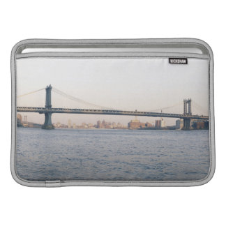 Manhattan Bridge MacBook Air Sleeves