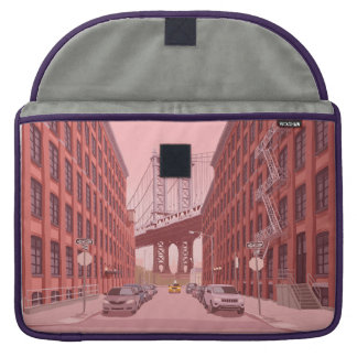 Manhattan Bridge Sleeve For MacBook Pro