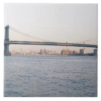 Manhattan Bridge Tile