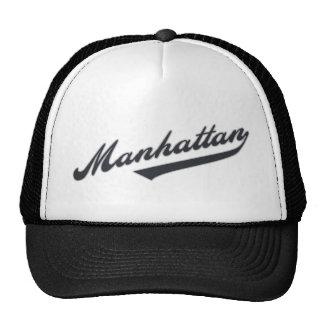 *Manhattan Hats