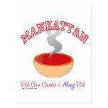 Manhattan Chowder War