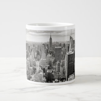 Manhattan from Above Large Coffee Mug