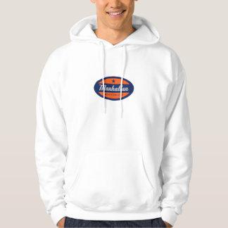 *Manhattan Hooded Sweatshirts