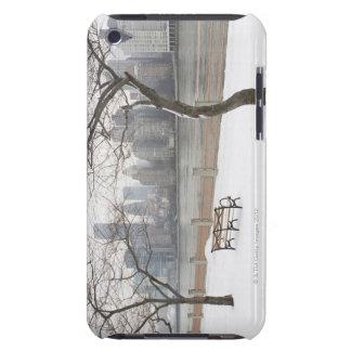 Manhattan in the Winter iPod Case-Mate Case
