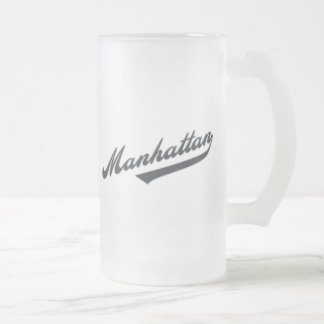 *Manhattan Coffee Mug