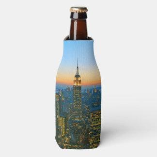 Manhattan New York Bottle Cooler