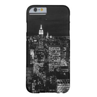 Manhattan New York City Night Skyline Barely There iPhone 6 Case