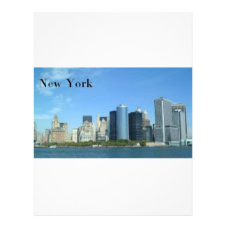 Manhattan New York City (St.K) Custom Flyer