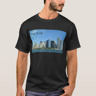 Manhattan New York City (St.K) T-Shirt