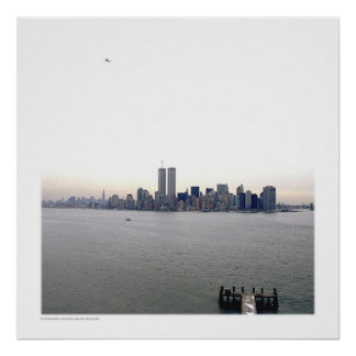 Manhattan - New York, February 2000 Poster